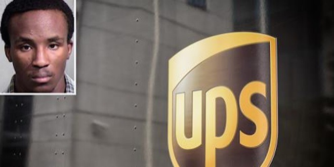 UPS employee trades $160K stolen diamond for $20 marijuana