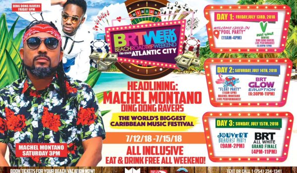 BRT Weekend Atlantic City