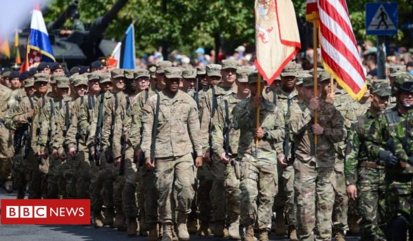 US to send 1,000 troops to Poland