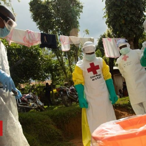 New Ebola outbreak in DRC 'truly frightening'